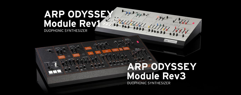 ARP ODYSSEY Module Rev1 / 3