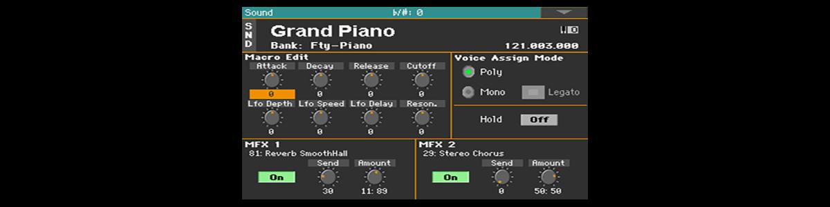 Sound - Main