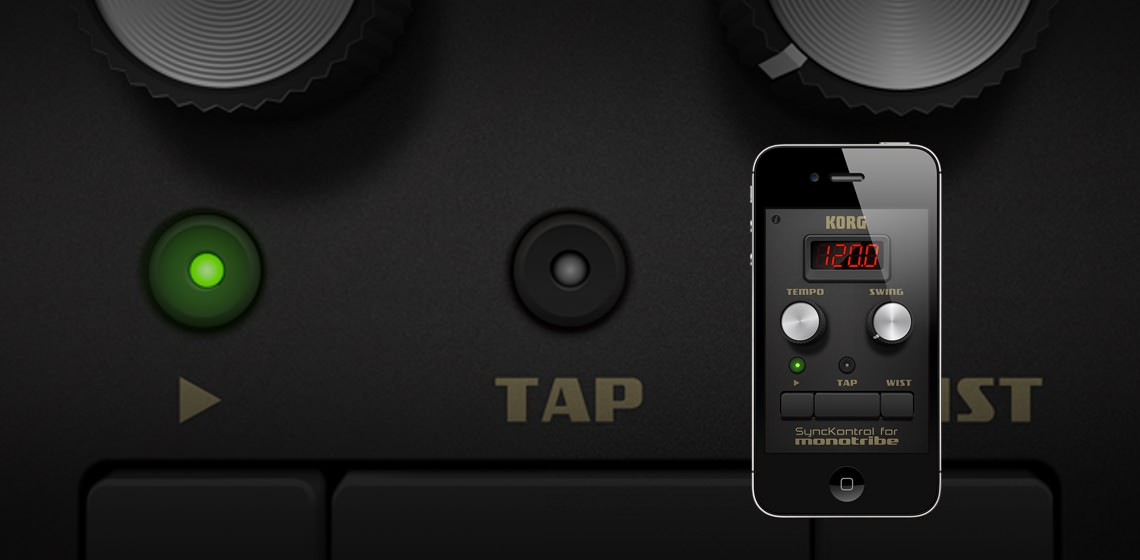 SyncKontrol for iPhone