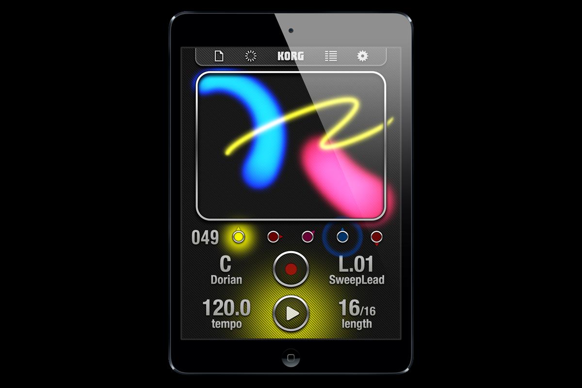 iKaossilator for iPad