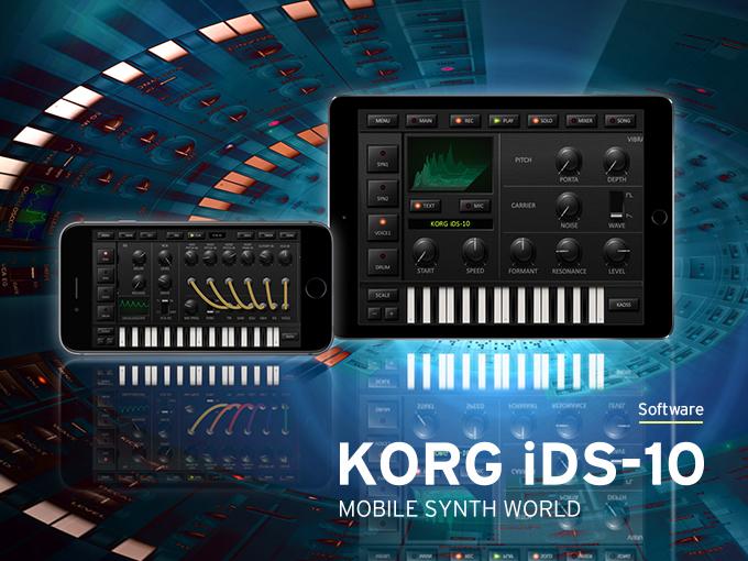 KORG iDS-10