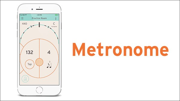 accordeur et metronome pour trombone