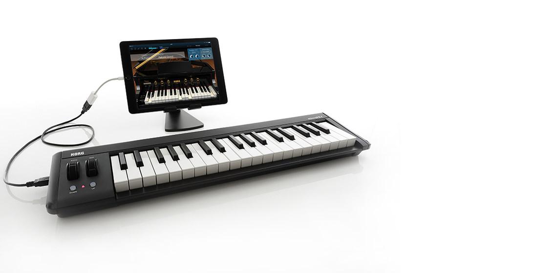 microkey2 compact midi keyboard korg hong kong. Black Bedroom Furniture Sets. Home Design Ideas