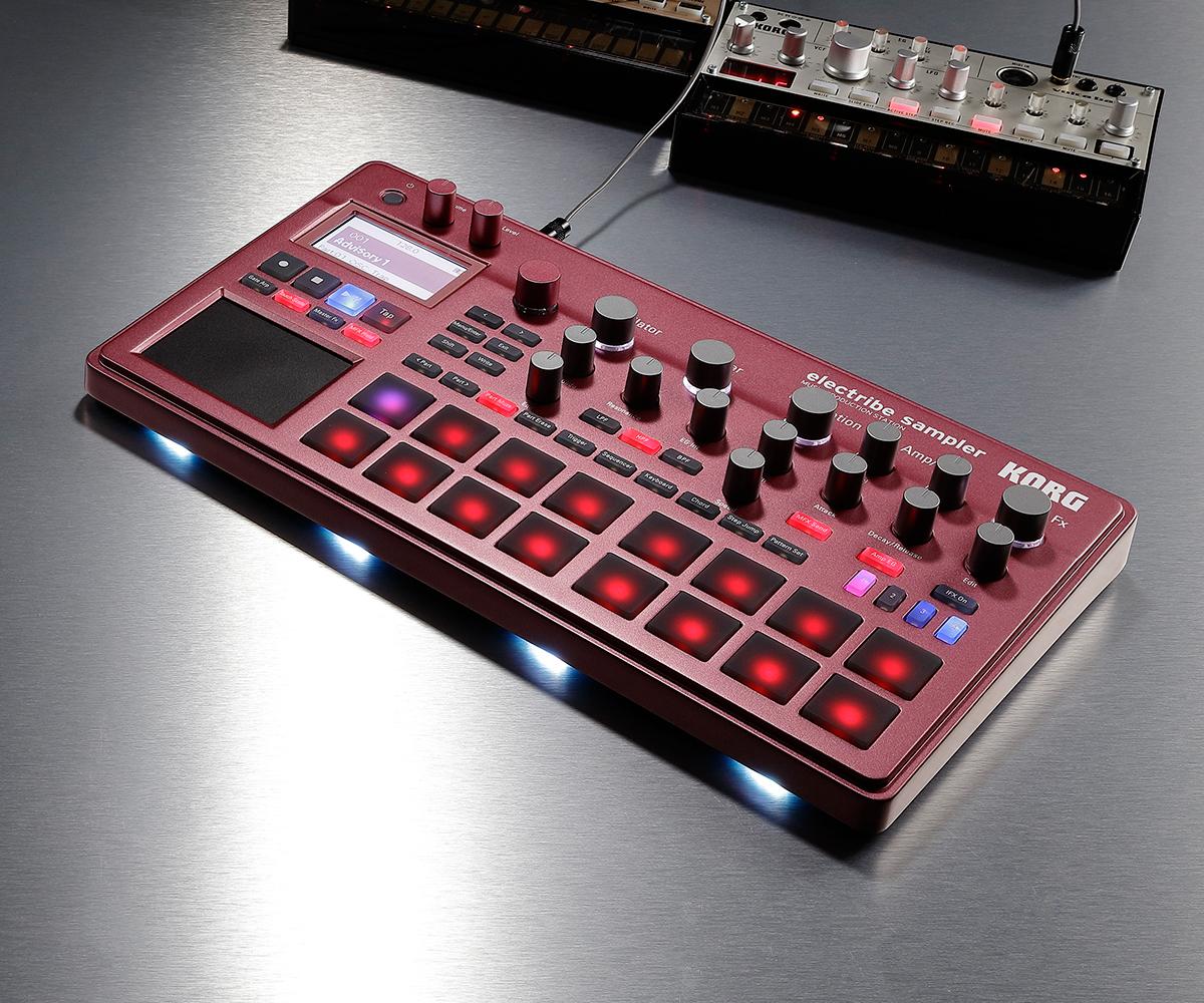 electribe sampler