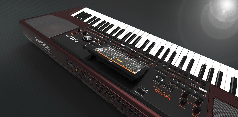 Yamaha Pa