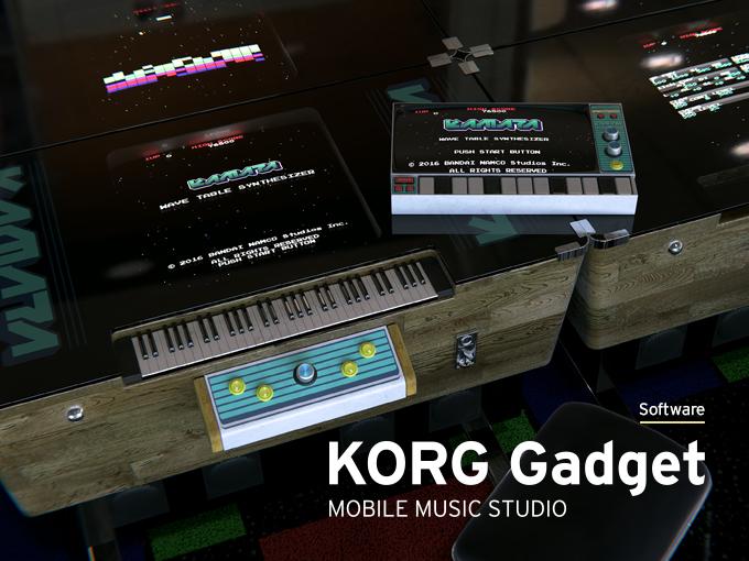 KORG Gadget v2.5