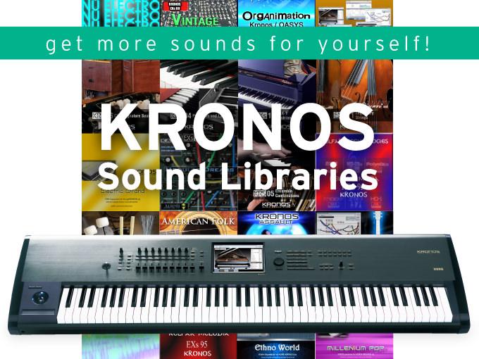 Kronos Sound Library