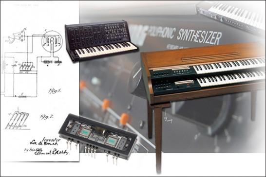 電子楽器のルーツを辿って