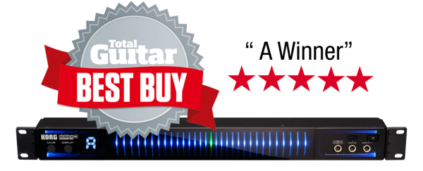 pitchblack Pro - Total Guitar Best Buy Award