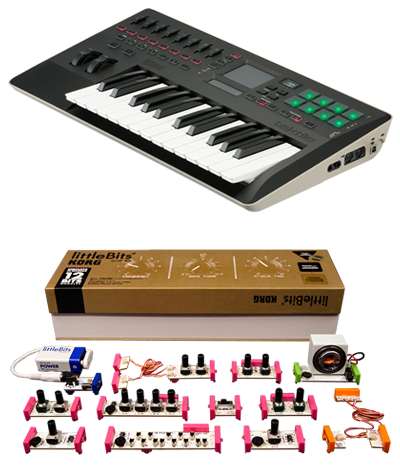 taktile_Synth Kit