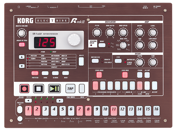 ELECTRIBE・R mkII