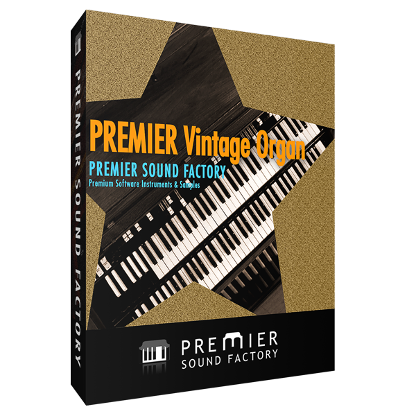 PREMIER Vintage Organ