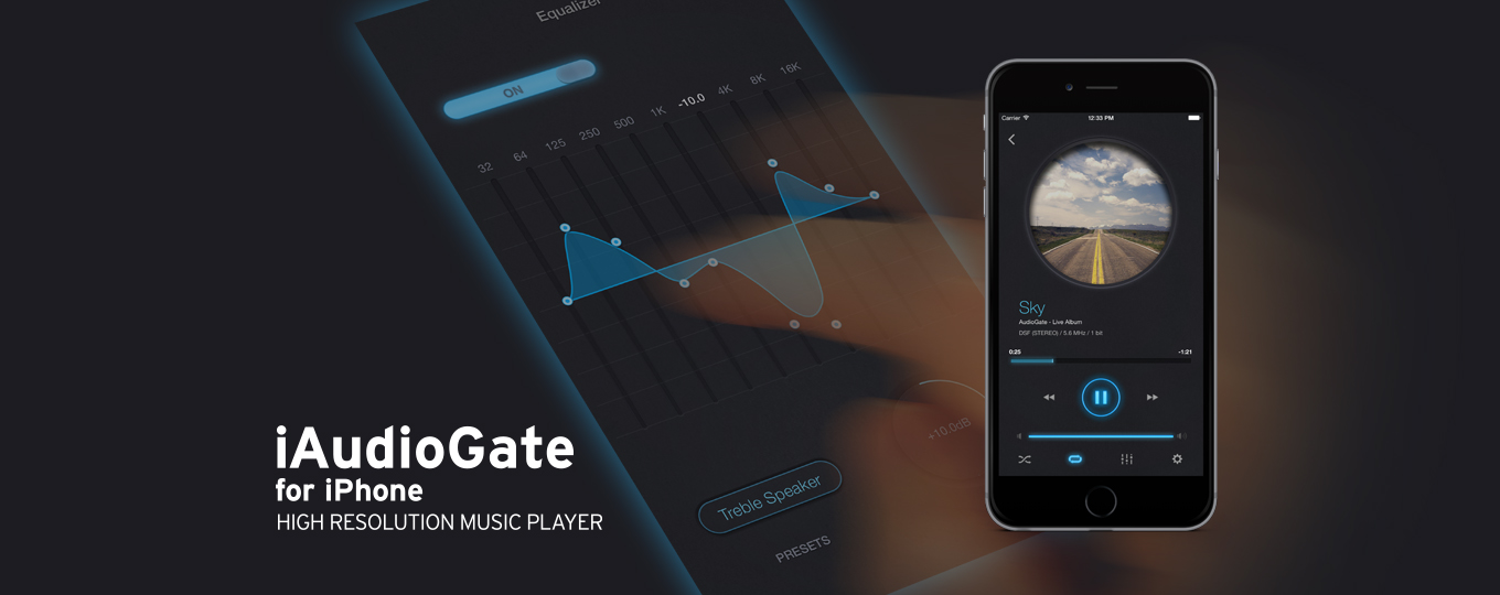 iAudioGate for iPhone