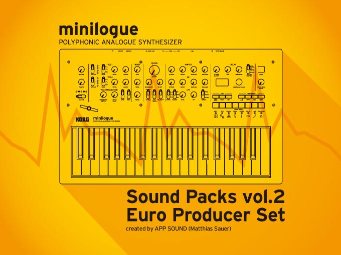 minilogue Sound Packs vol.2
