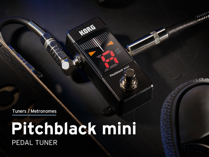 Pitchblack mini