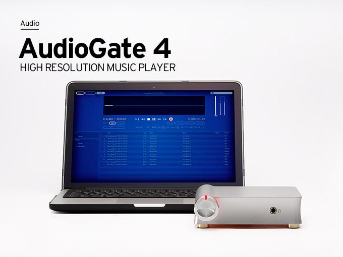 AudioGate4