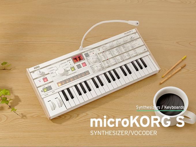 microKORG S