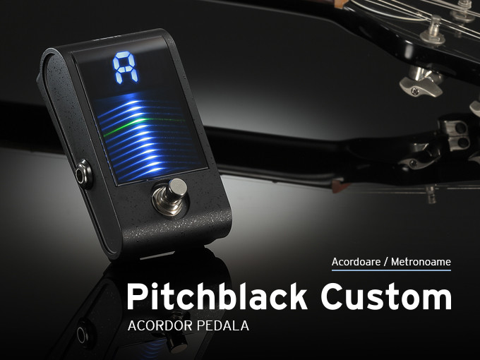 Pitchblack Custom