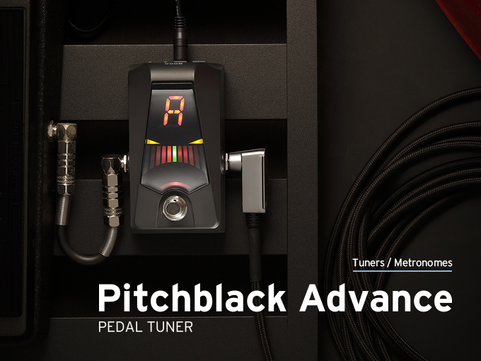 Pitchblack Advance