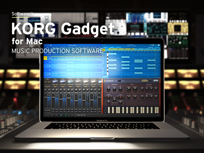 KORG Gadget for Mac