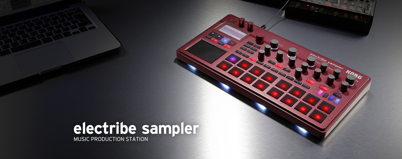 electribe sampler