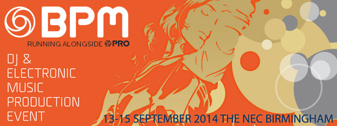 Come and see KORG at the BPM Show 2014