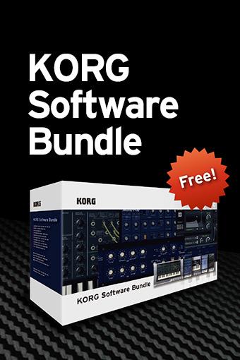 KORG Software Bundle