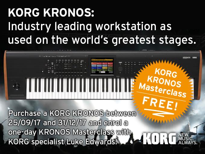 Free KRONOS Masterclass