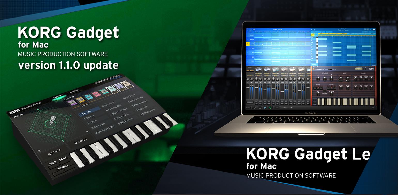 Korg Gadget Mac Free Download