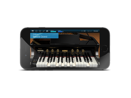 how to use samples with korg ims20 app