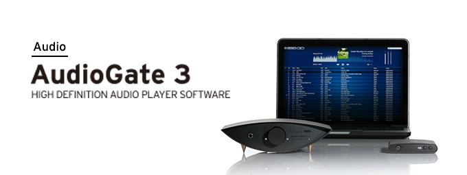 AudioGate3 Banner