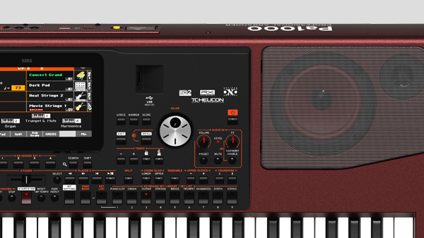 Korg PA1000 Professional Arranger With Indian Styles price in Pakistan