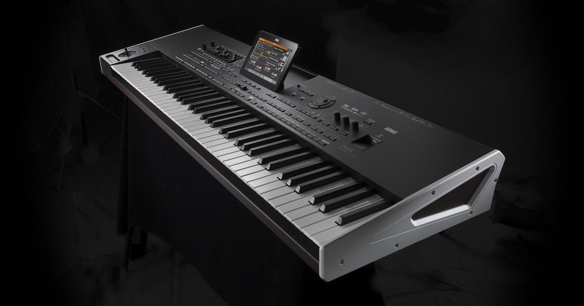 Specifications | Pa4X - PROFESSIONAL ARRANGER | KORG (USA) on
