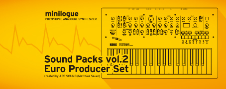 minilogue Sound Packs vol.2