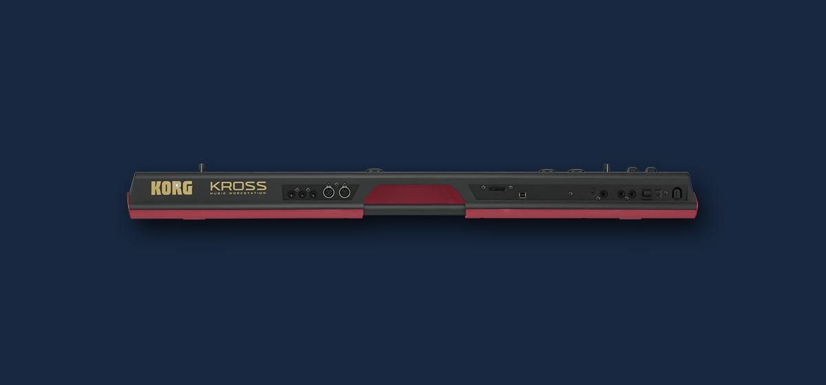 kross 61 rear
