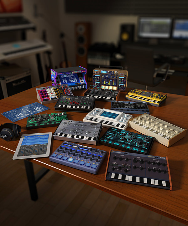 For ios korg gadget music production software korg usa - Difference between ableton live lite and full version ...