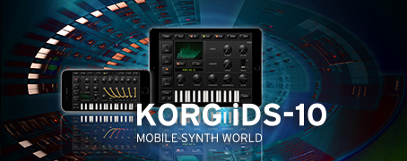 KORG iDS-10 for iPhone