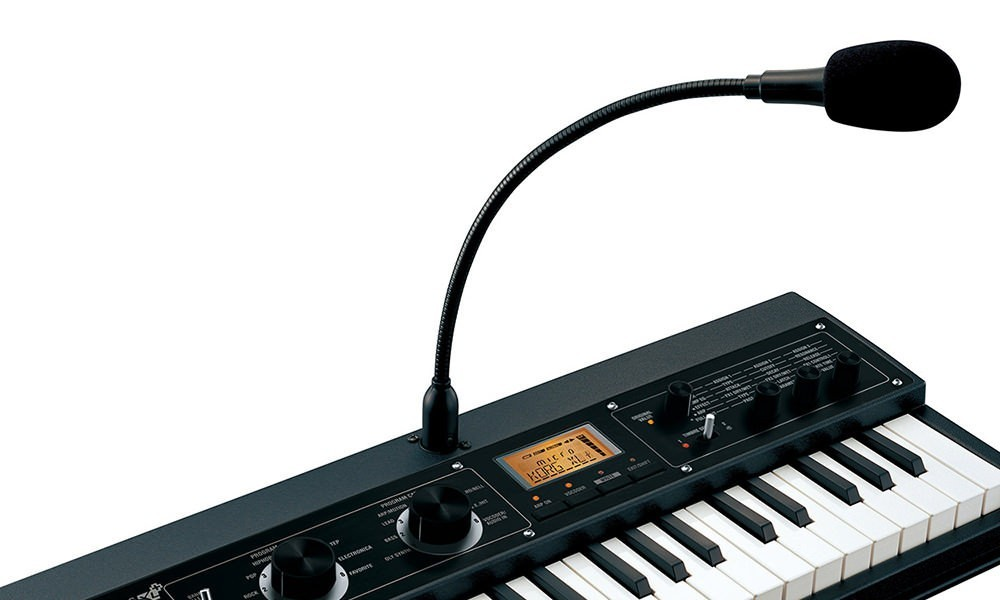 slant w mic