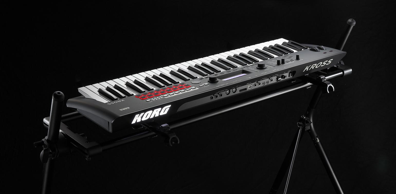 Kross Synthesizer Workstation Korg Usa