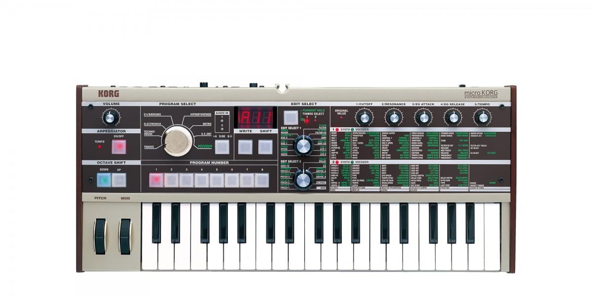 microkorg synthesizer vocoder korg usa rh korg com microKORG vs microKORG XL microKORG vs microKORG XL