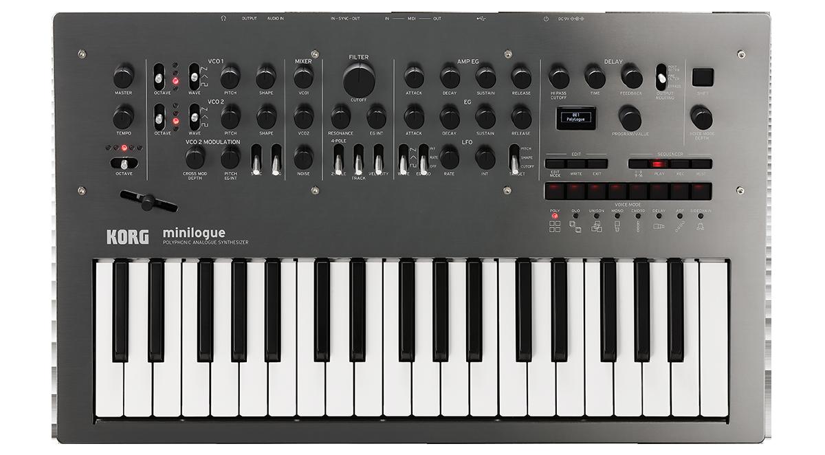 Midi  Synthesizers