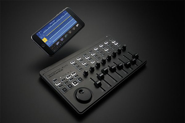 nanokontrol studio mobile midi controller korg usa. Black Bedroom Furniture Sets. Home Design Ideas