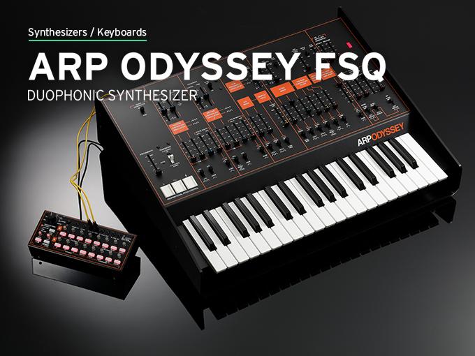 ARP ODYSSEY FSQ