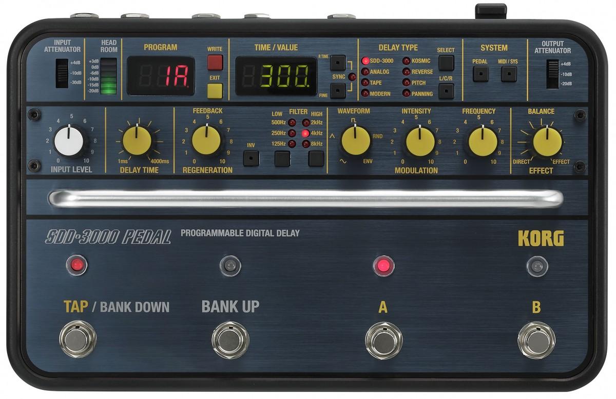 SDD-3000 PEDAL