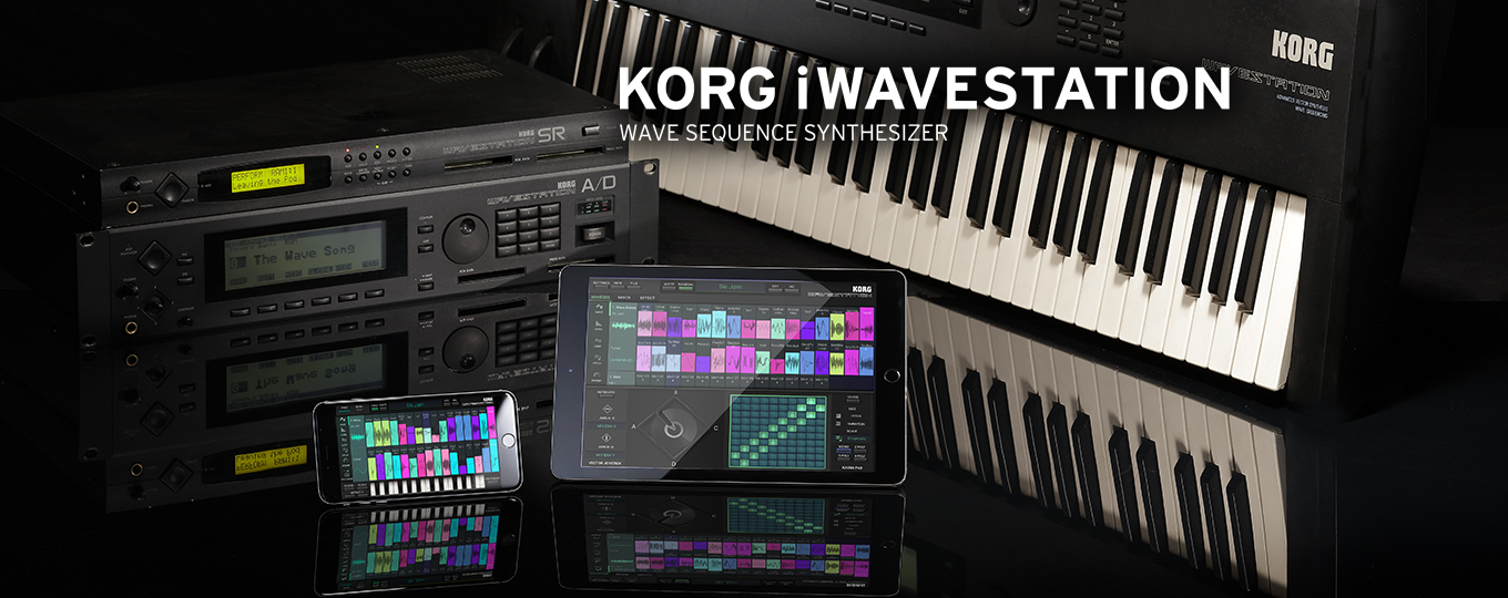 KORG iWAVESTATION