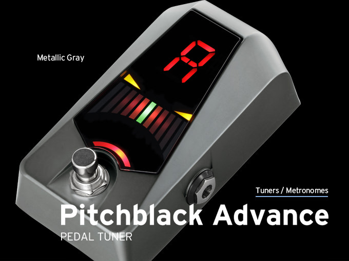 Pitchblack Advance MG