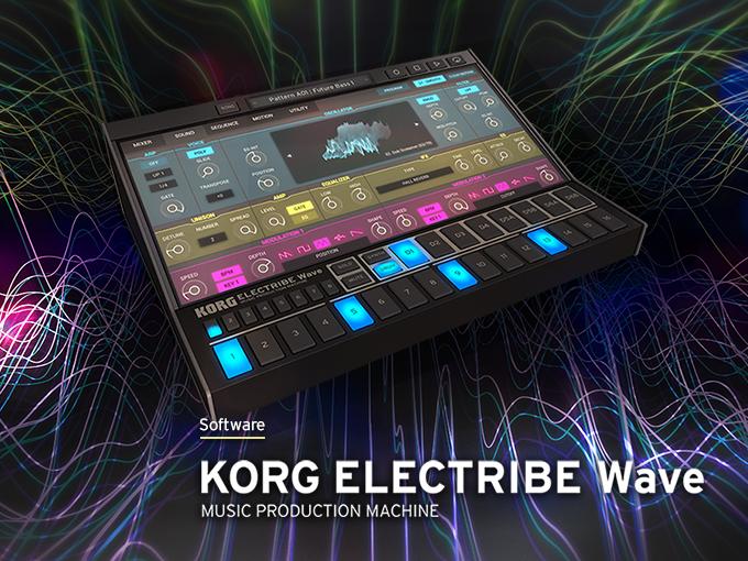 KORG ELECTRIBE Wave