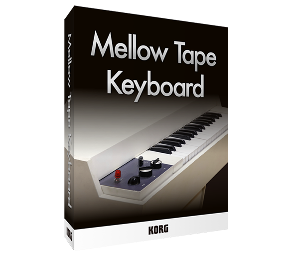 Mellow Tape Keyboard