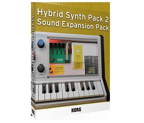 Hybrid Synth Pack 2
