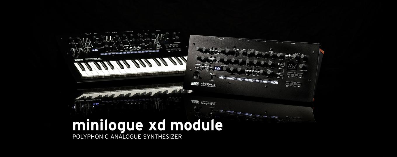 minilogue xd module